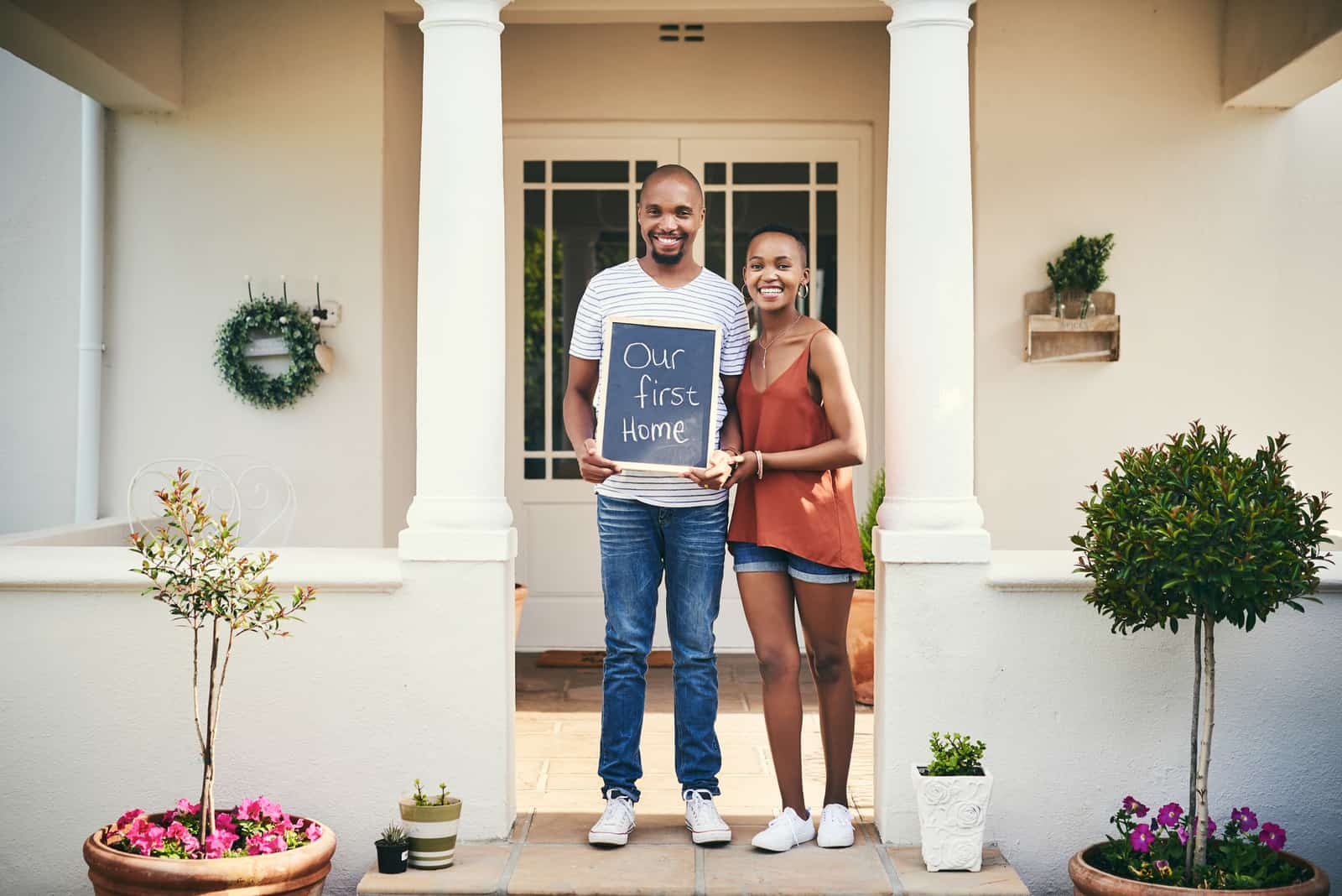 first-time homeowners
